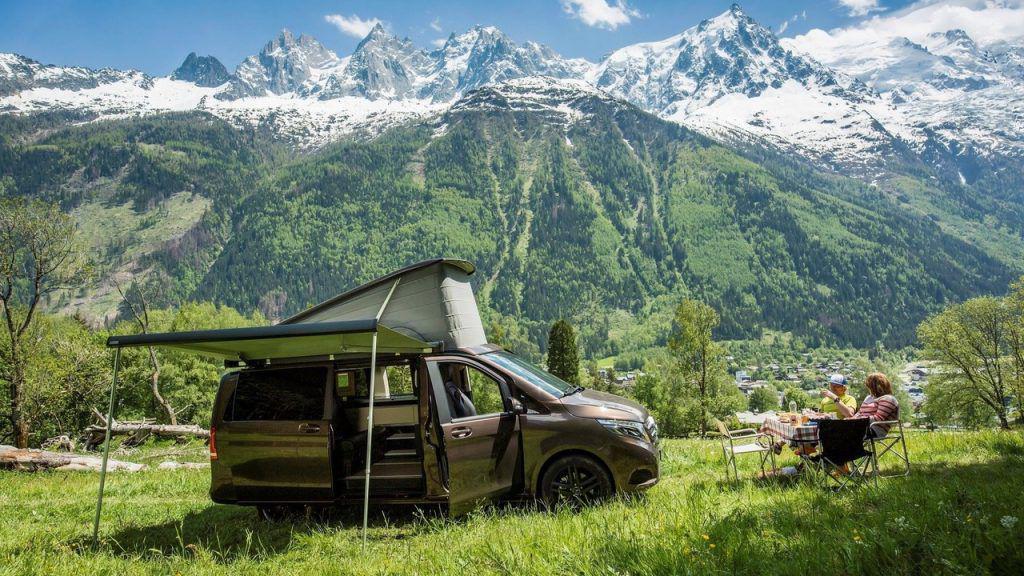 Noua generație de rulote Mercedes-Benz Vito Marco Polo – Poze și detalii oficiale