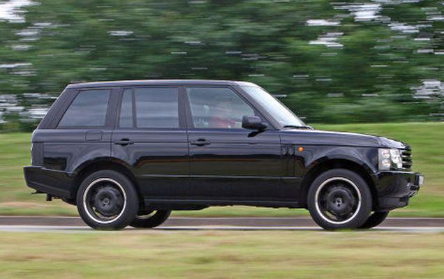 Range Rover-ul cu care a fost transportat Prințul George de la maternitate a fost scos la vânzare