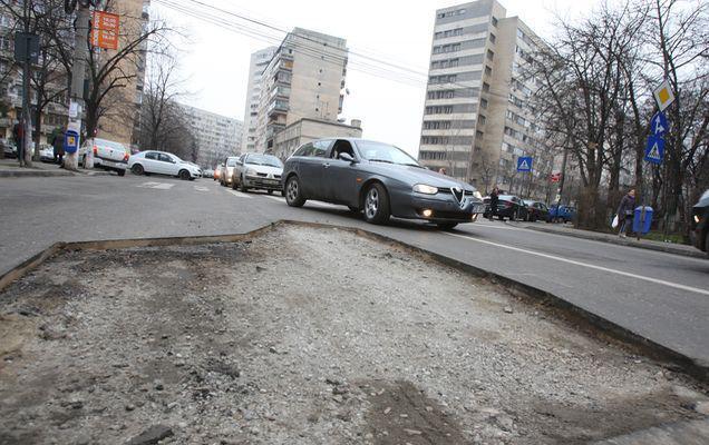 CNAIR va contesta amenda primită pentru gropile de pe centura București
