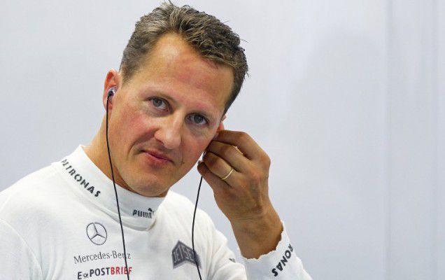 "Luca di Montezemolo – ""Michael Schumacher răspunde la tratament"""