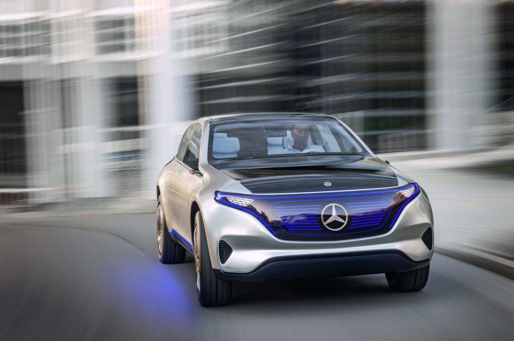 LIVE Paris 2016: Generation EQ – începutul erei electrice pentru Mercedes-Benz