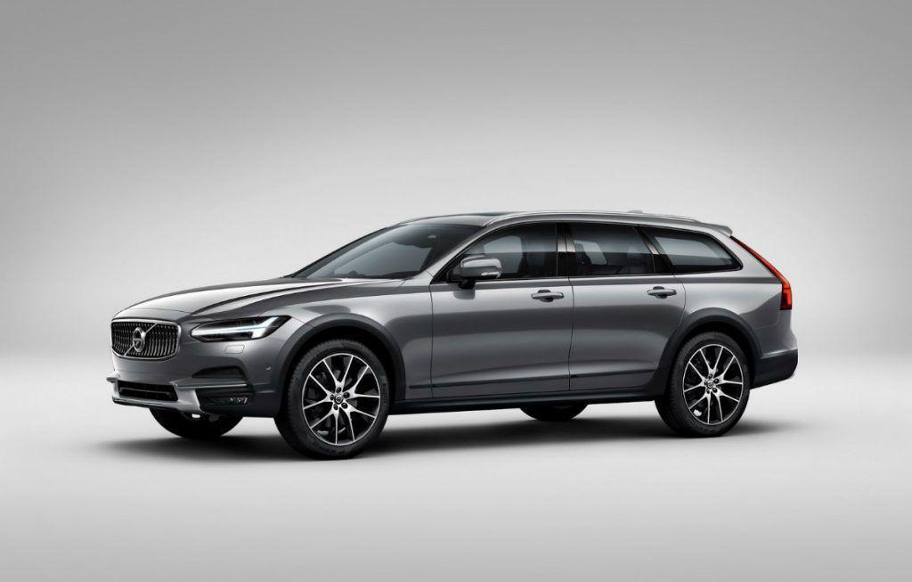 Volvo a prezentat noul V90 Cross Country