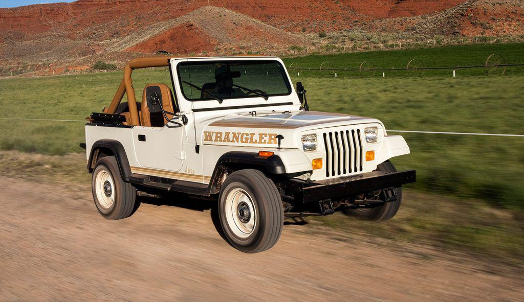 Cititorii Auto Bild Klassik au ales: Jeep Wrangler este Classic car of the year 2016