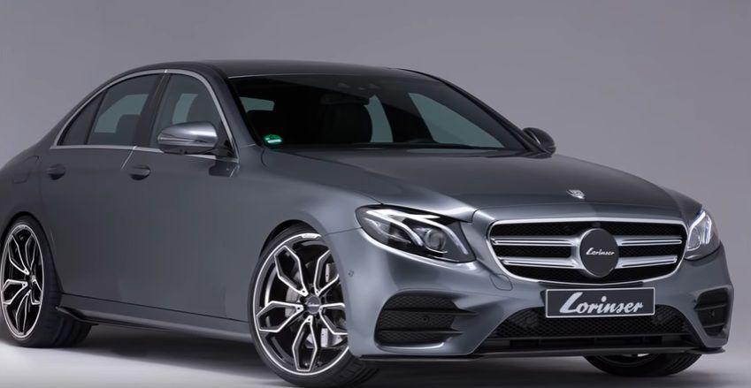 Lorinser i-a pus gând rău lui Mercedes-Benz Clasa E