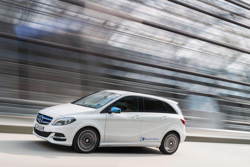 Mercedes-Benz Clasa B Electric Drive – Mobilitate electrică fără compromis