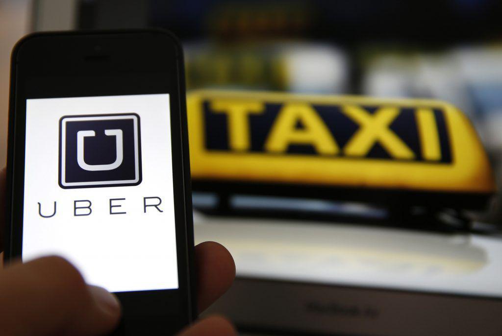 Manifestație anti-Uber la Guvern. Iată ce vor taximetriștii