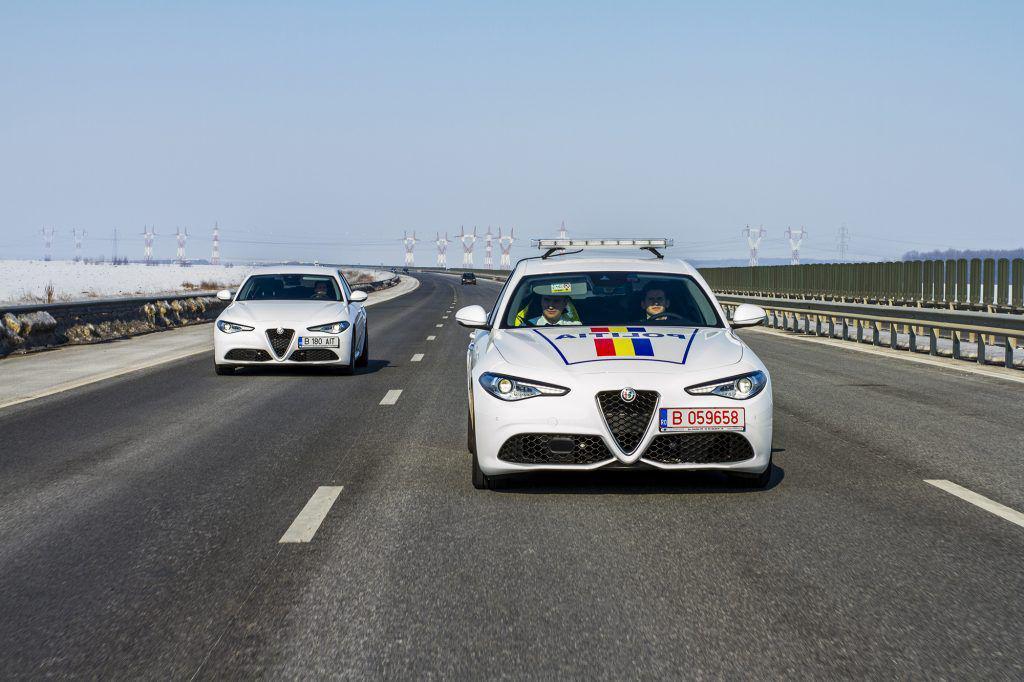 Update: Utilizarea radarelor din autovehicule fără înscrisurile Poliției va fi interzisă