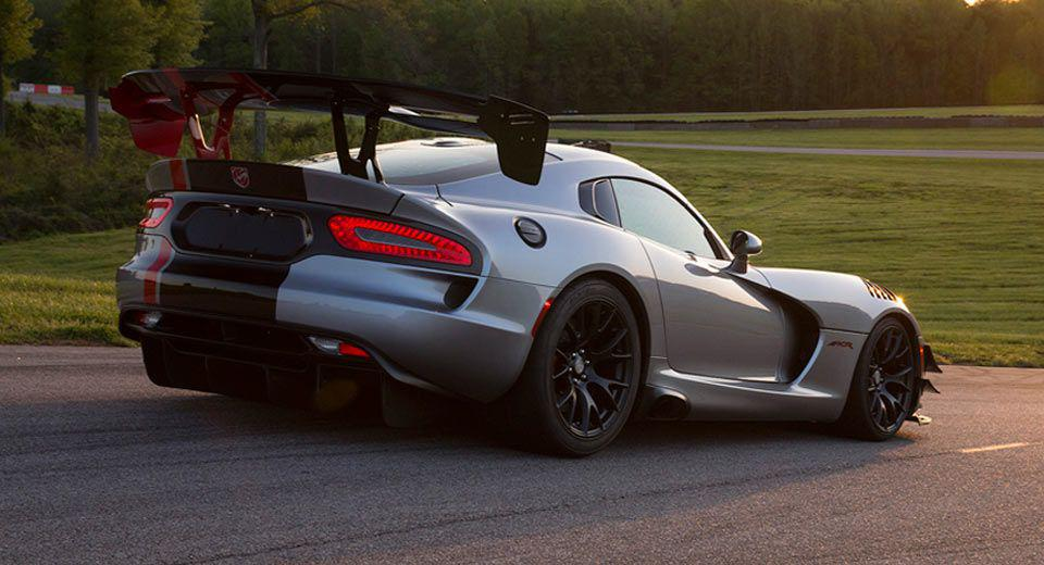Final de legendă: Producția lui Dodge Viper se va încheia pe 31 august