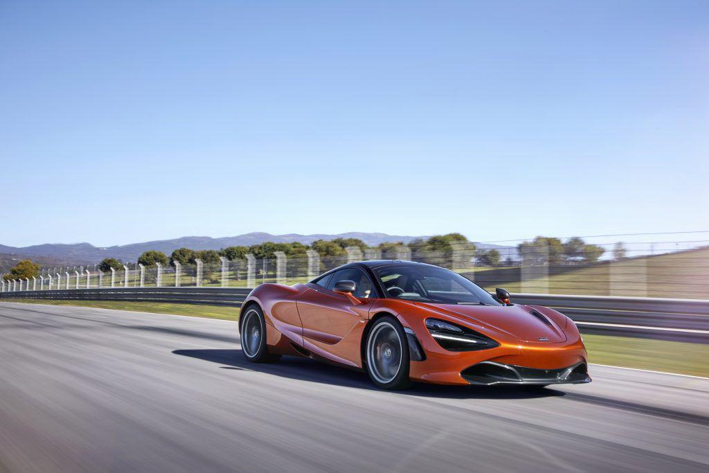 Geneva 2017: McLaren 720S duce mai departe tradiția britanică
