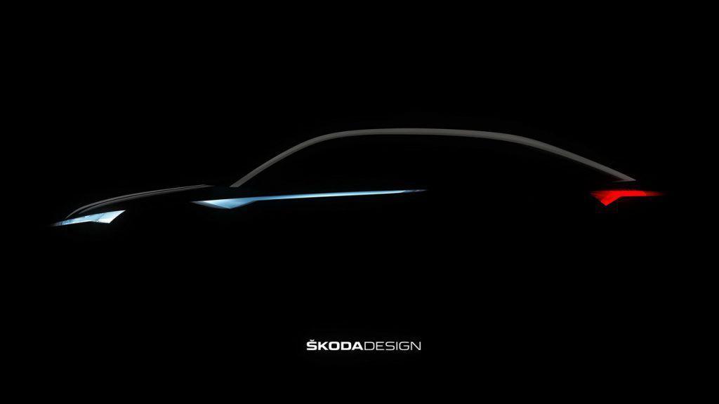Skoda Vision E – Conceptul care anunță viitorul Kodiaq Coupe