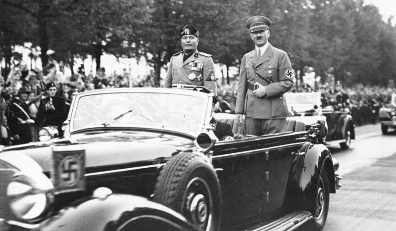 Obsesia lui Hitler pentru recordurile de viteză