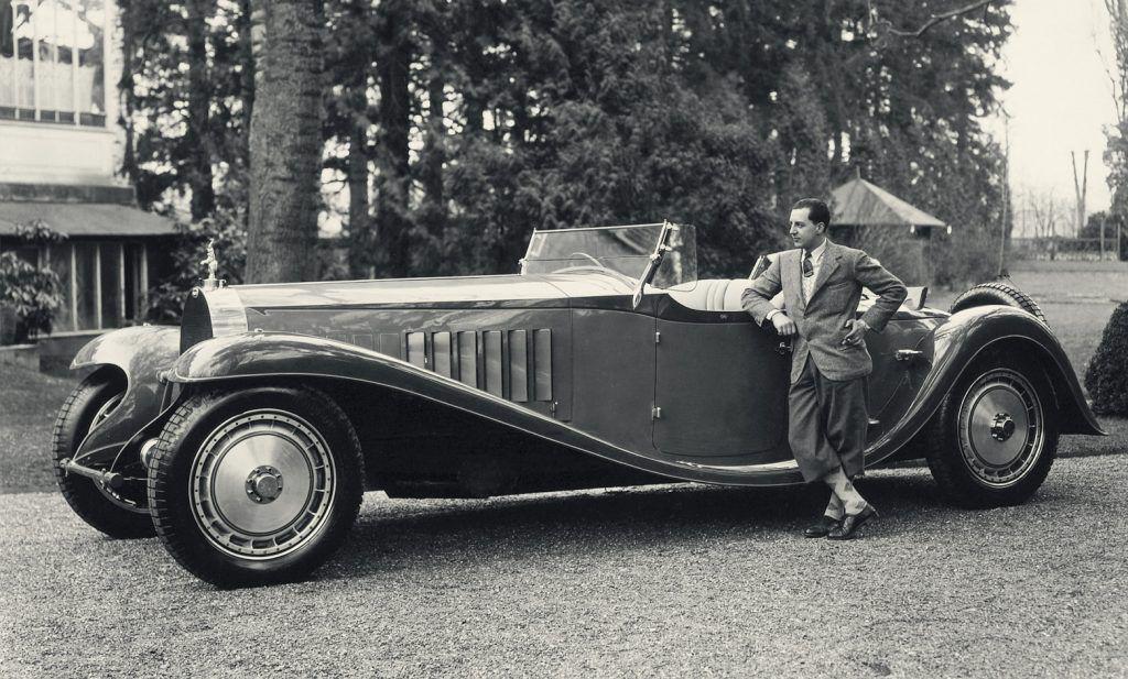 Dialogul fabulos! De ce Ettore Bugatti nu folosea niciodată ciocanul?