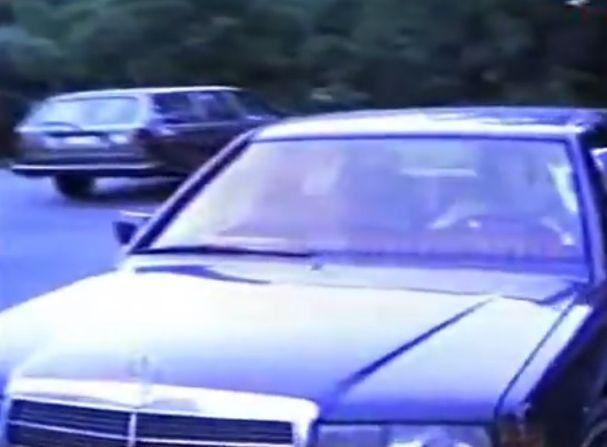 Cum își prezenta Gigi Becali în anii '90 mașina sa marca Mercedes | VIDEO