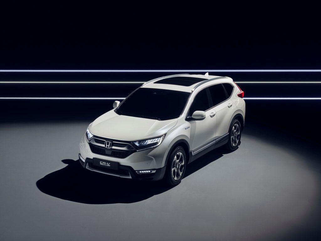 Honda CR-V Hybrid: Primul SUV hibrid al japonezilor pentru piața europeană