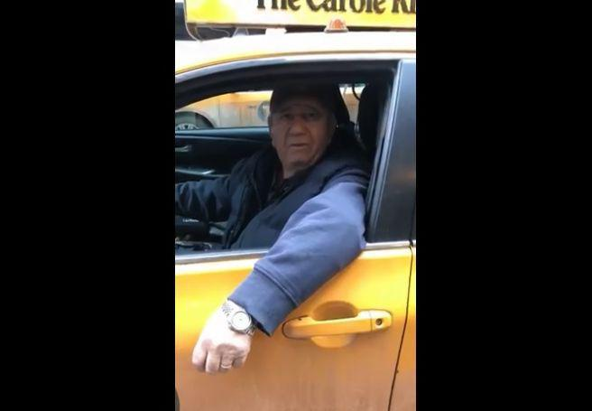Ce muzică răsună dintr-un taxi din New York! | VIDEO