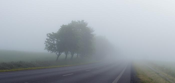 Cod galben de ceaţă și polei în 18 judeţe