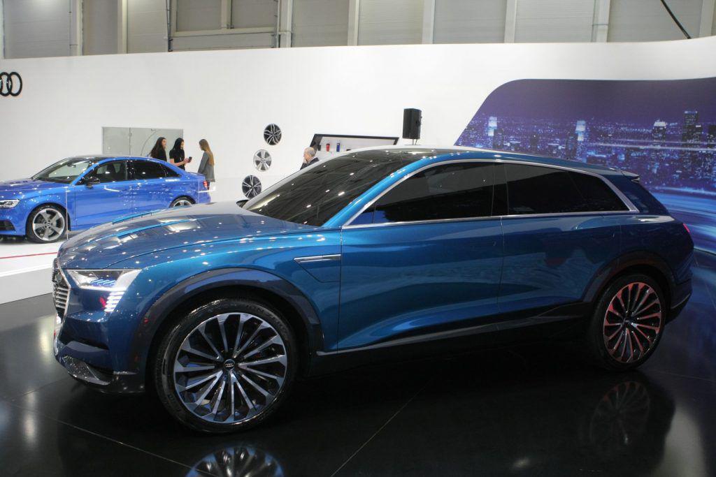 Noutățile Audi la SIAB 2018 – A6, A7, A7 și e-tron – GALERIE FOTO
