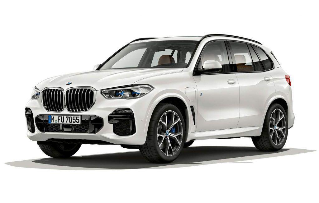 Galerie foto BMW X5 xDrive45e: Noul hibrid plug-in al mărcii germane