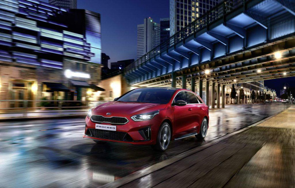 Kia Proceed: noua generație are o caroserie shooting brake!