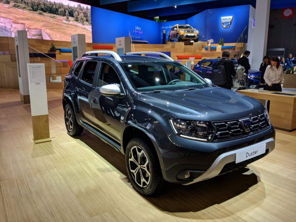 Dacia Duster are un nou motor pe benzină