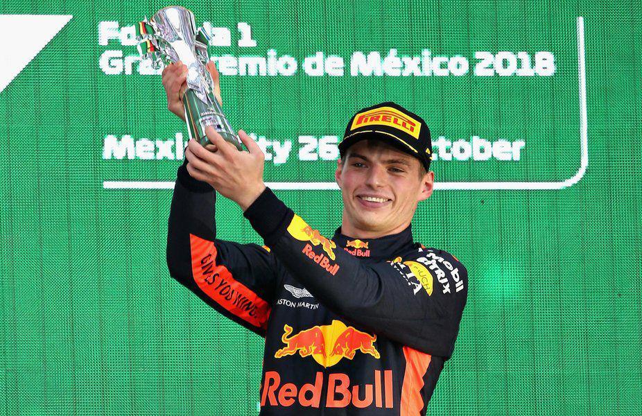 Verstappen câștigă în Mexic, Hamilton a asigurat titlul