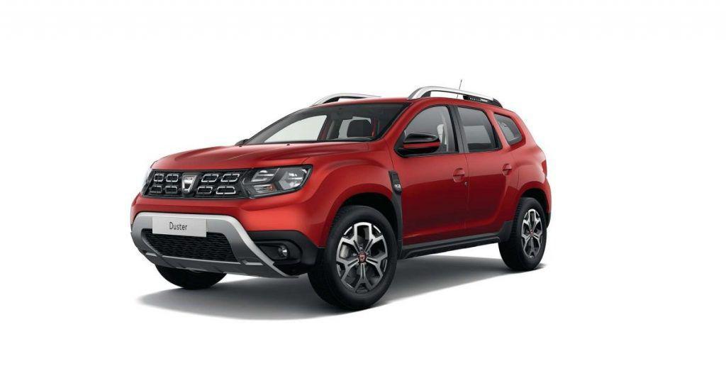 Dacia Duster Charisma: o nouă ediție specială a SUV-ului românesc