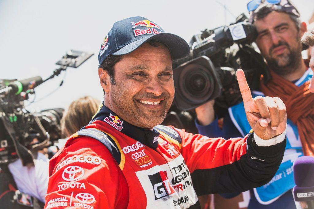 Nasser Al-Attiyah: a treia victorie la Dakar
