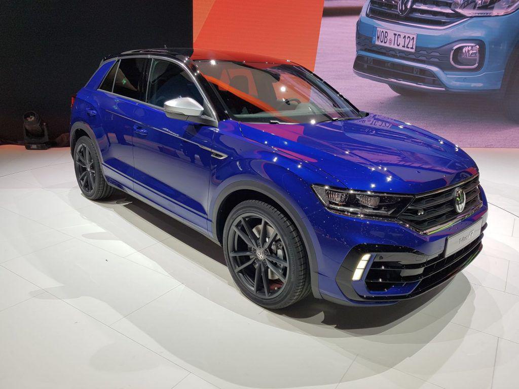 Volkswagen T-Roc R: implant de Golf R!
