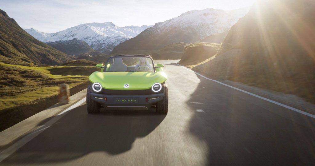 Volkswagen ID Buggy: 204 cai-putere și zero emisii