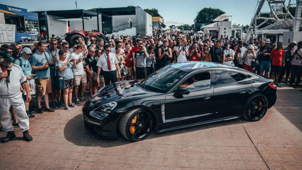 Porsche Taycan – mai multe specificații ies la iveală înainte de debut