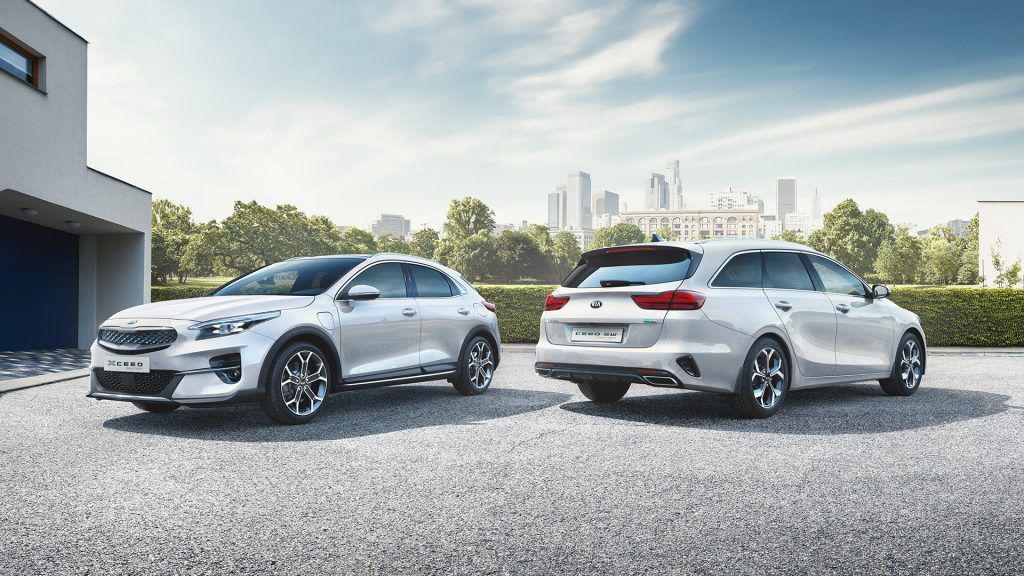 Kia XCeed și Ceed Sportswagon primesc versiuni plug-in hybrid