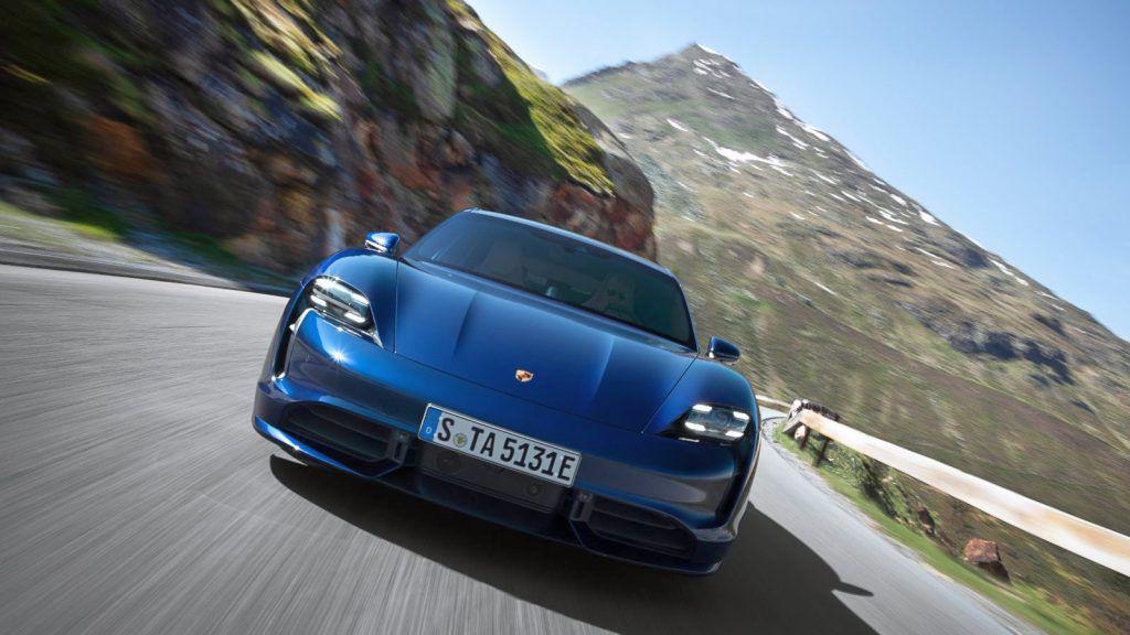Porsche Taycan debutează oficial: tot ce trebuie să știi