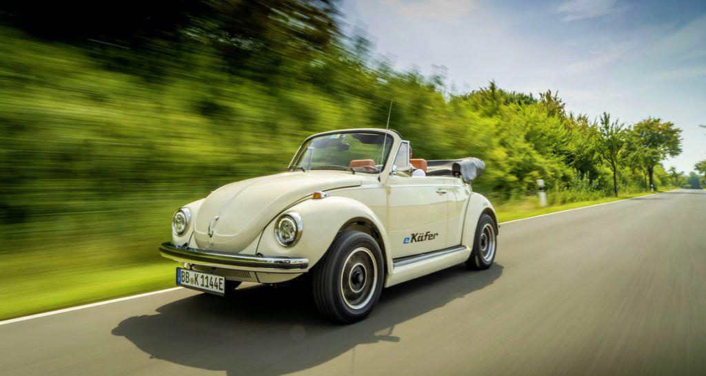 Broscuța electrică: VW prezintă oficial un pachet de conversie electrică