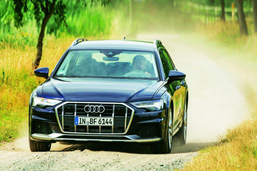 Audi A6 allroad: SUV sau allroad – ce alegem?
