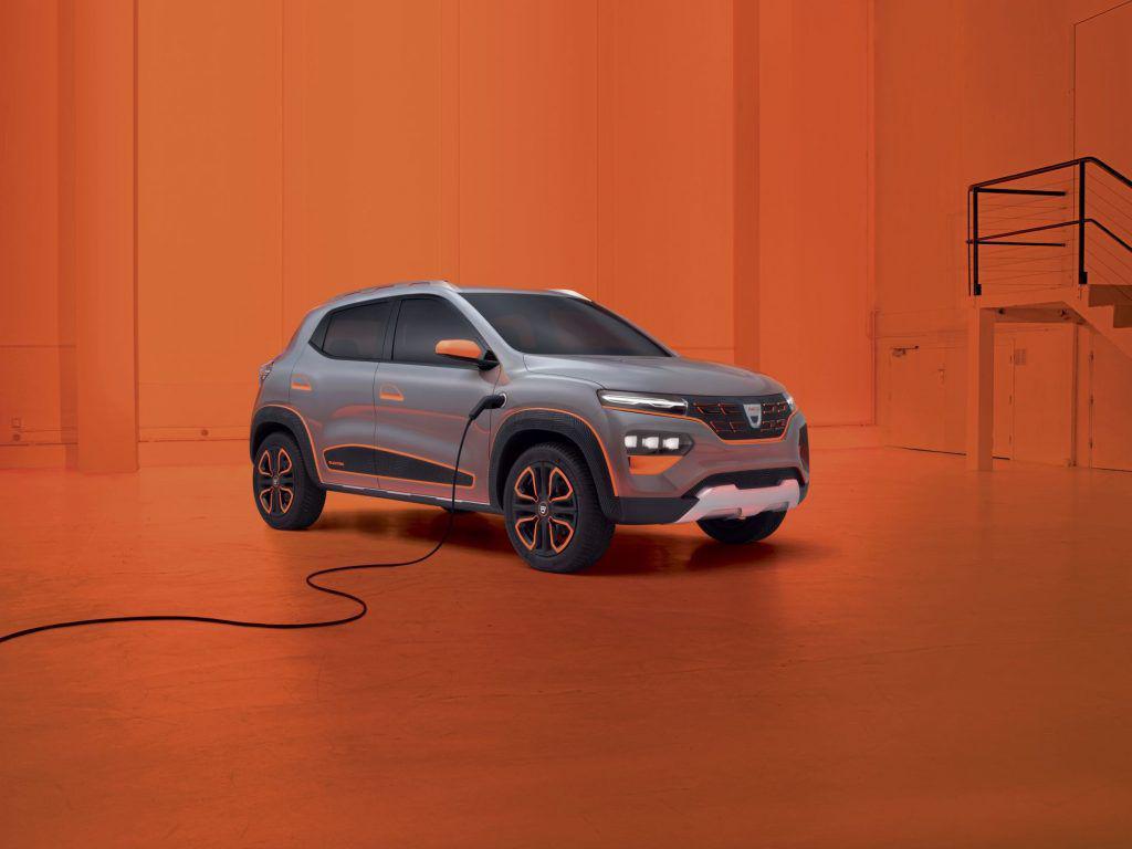 Sindicatul muncitorilor Renault vrea ca Dacia Spring să fie produsă în Franța