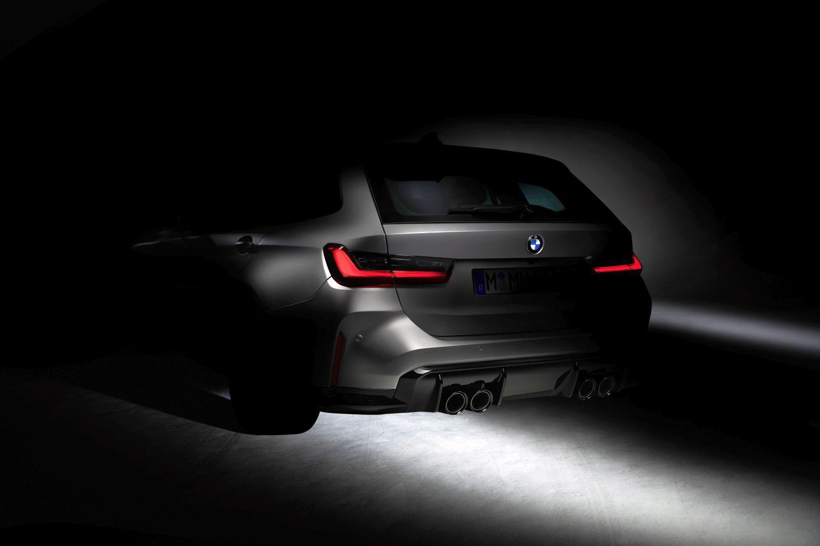E oficial: primul BMW M3 pentru familiști devine realitate