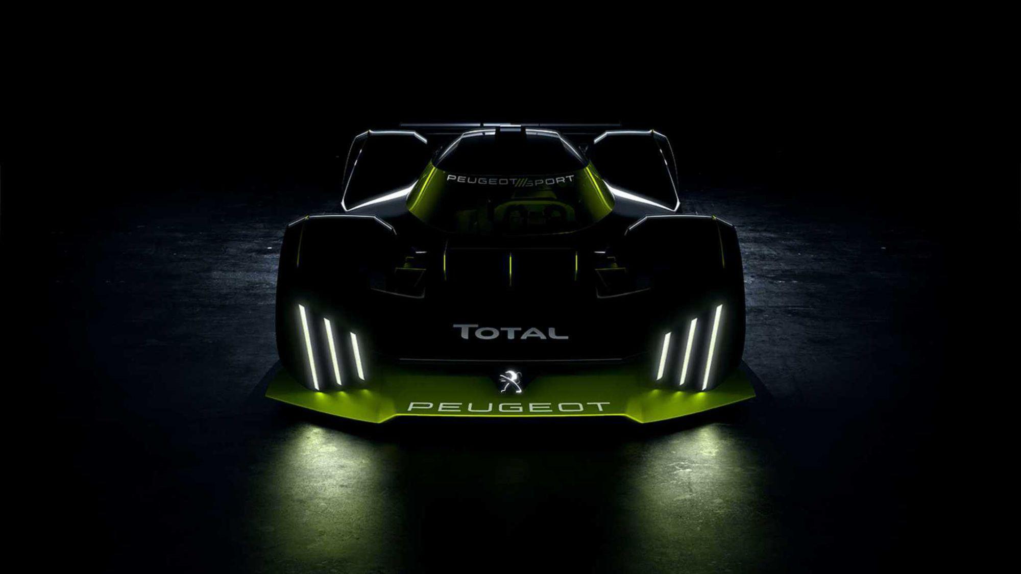 Peugeot va înscrie la Le Mans 24h un nou model. Va avea 680 CP
