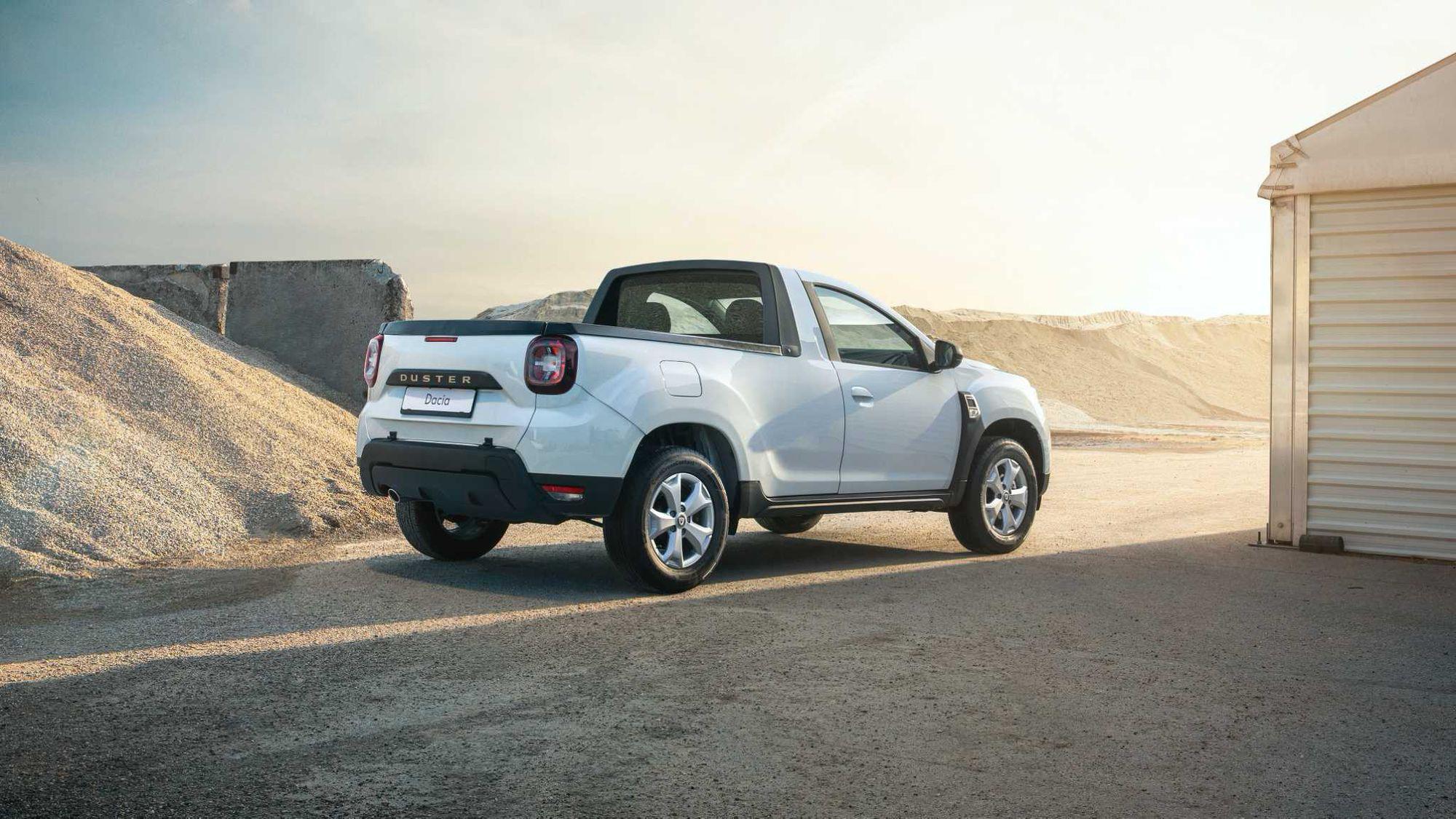 Dacia are un nou model în gamă: Duster Pick-Up! Iată cât costă și ce poate să facă