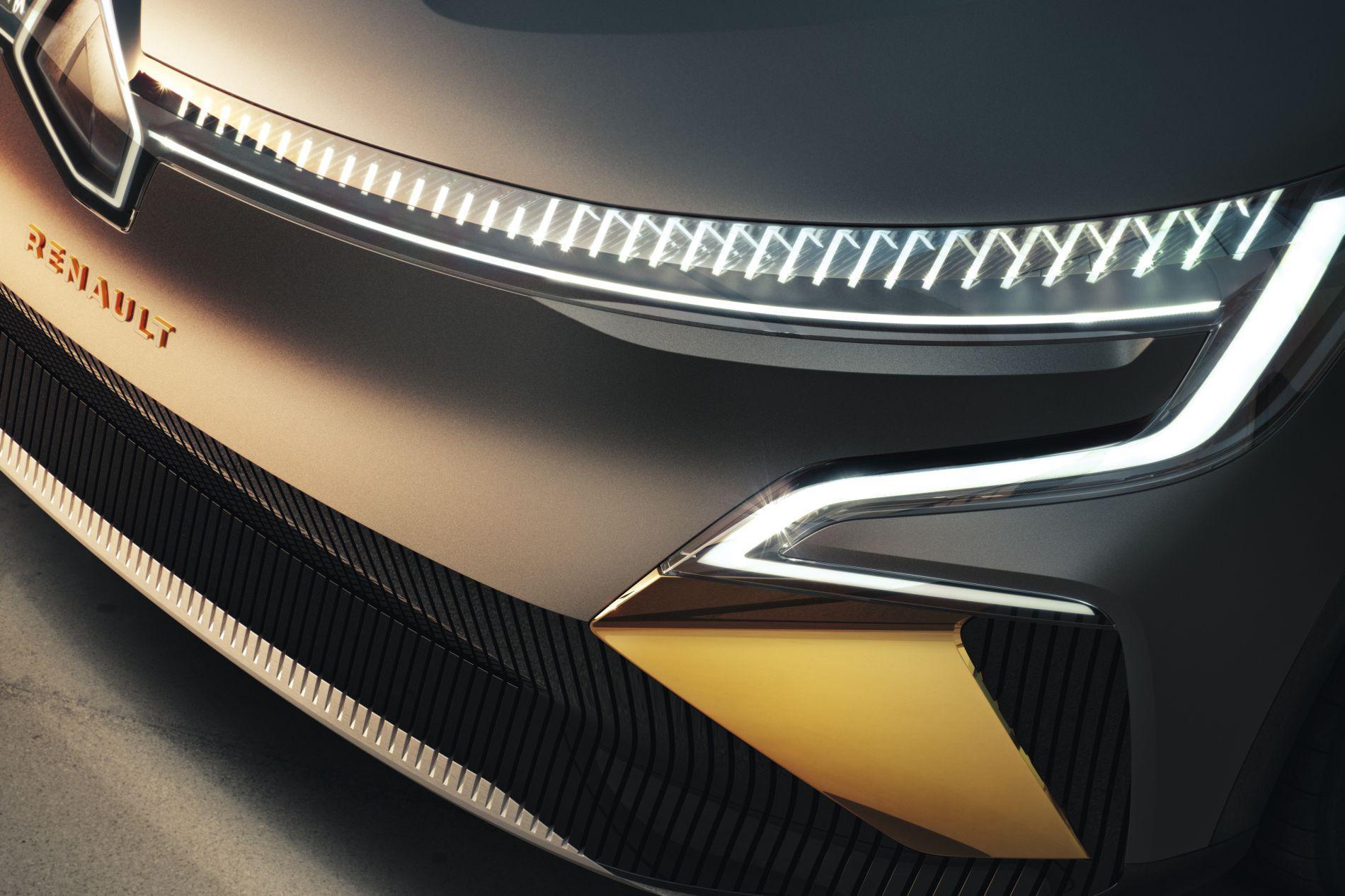Renault Megane eVision – 217 CP și 450 de km autonomie