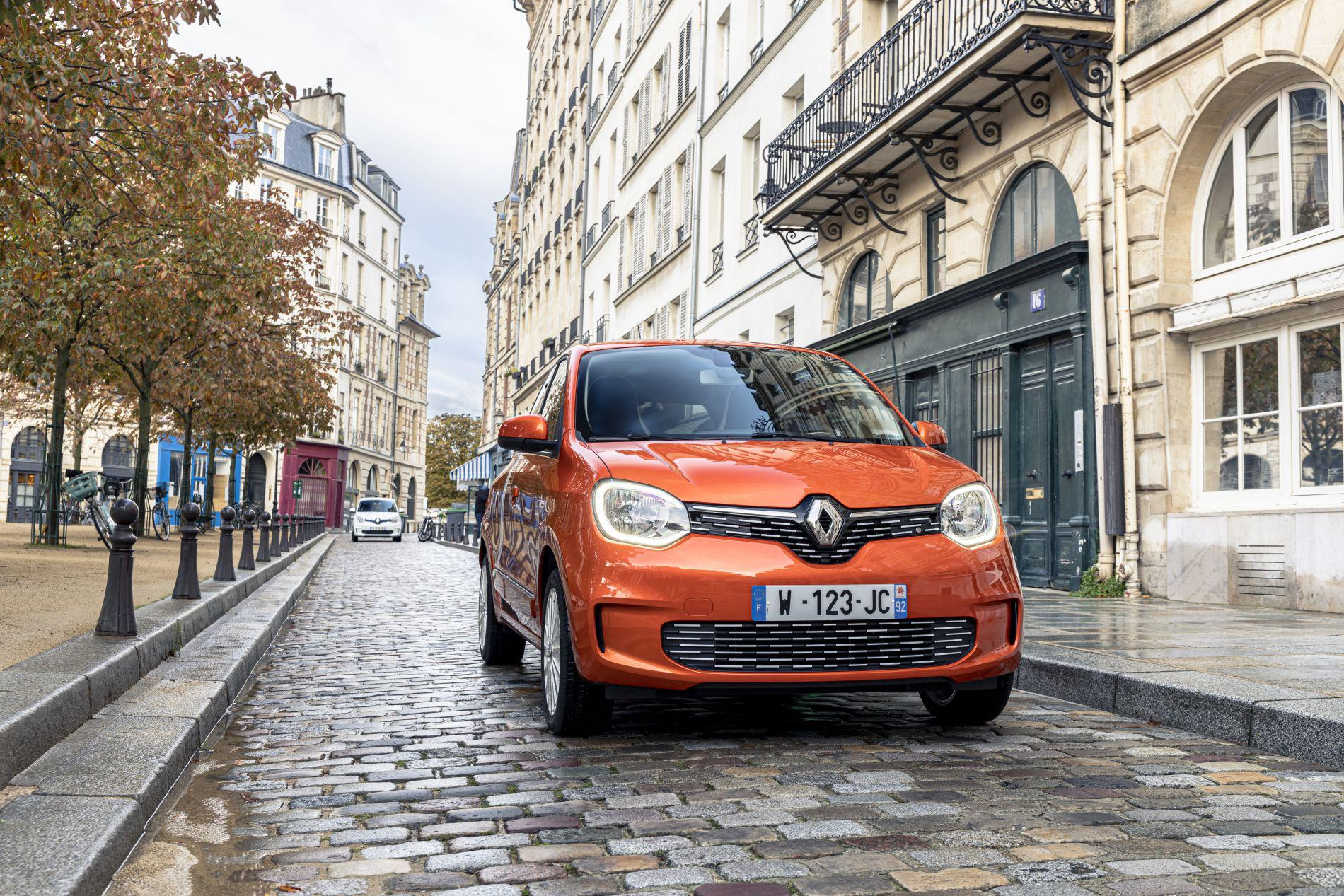 Renault Twingo Z.E. – 81 CP și autonomie de 190 km