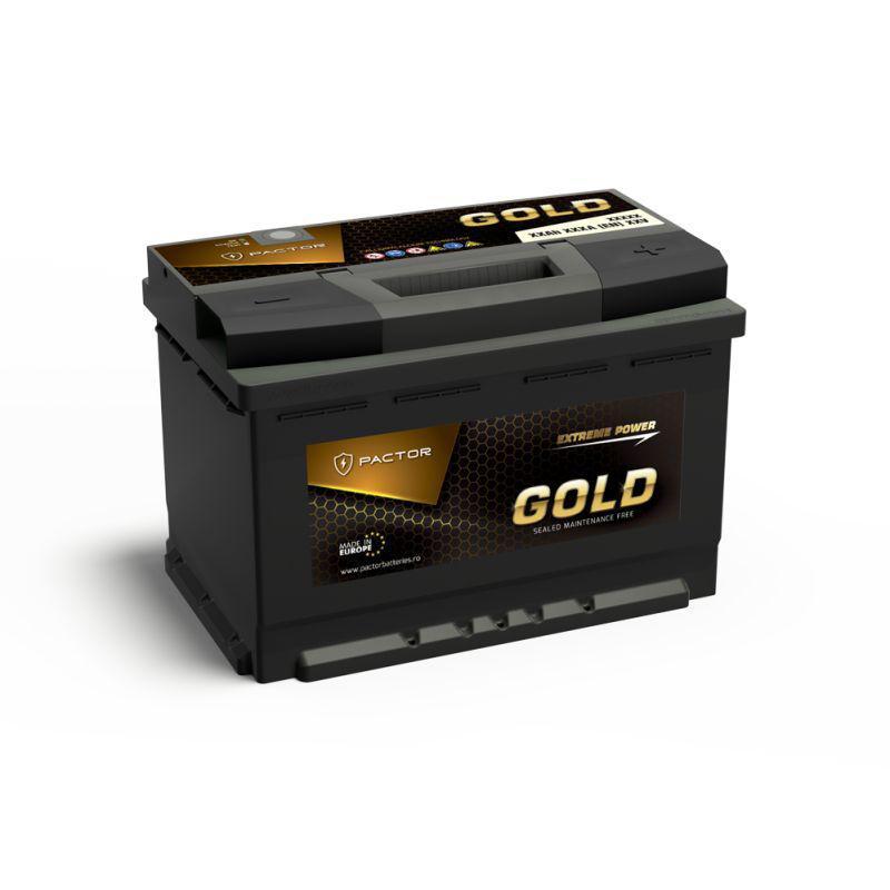 (P) Pactor cel mai tânăr brand de baterii auto premium din România