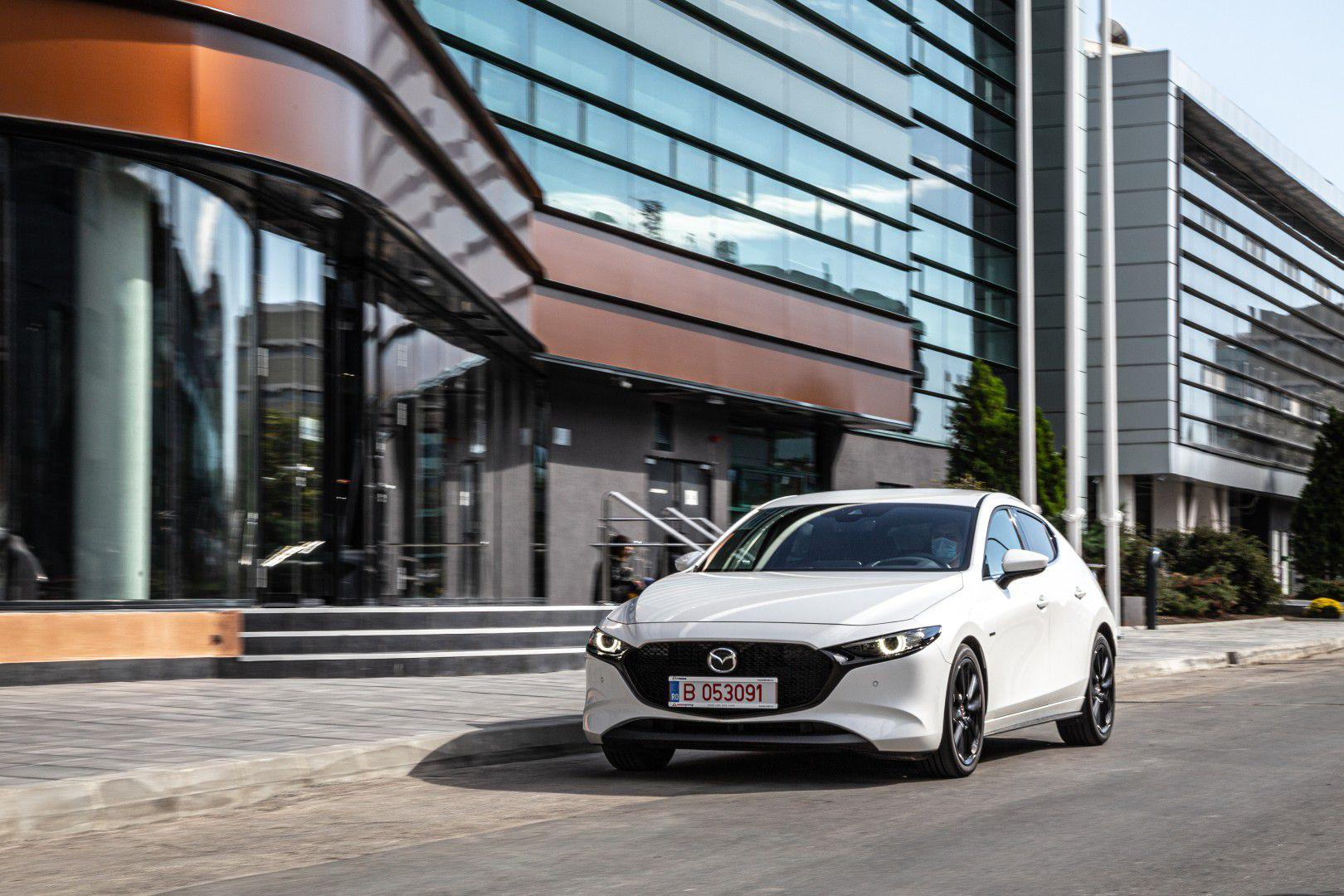 Mazda 3 Edition 100: Tortul centenar