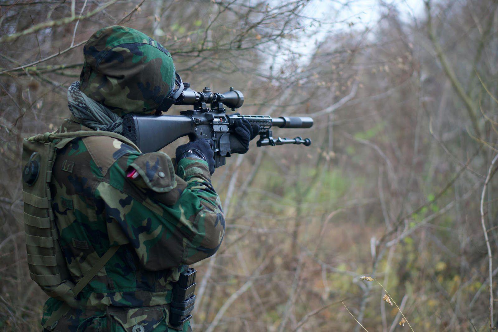 (P) Cum alegi prima ta armă de airsoft?