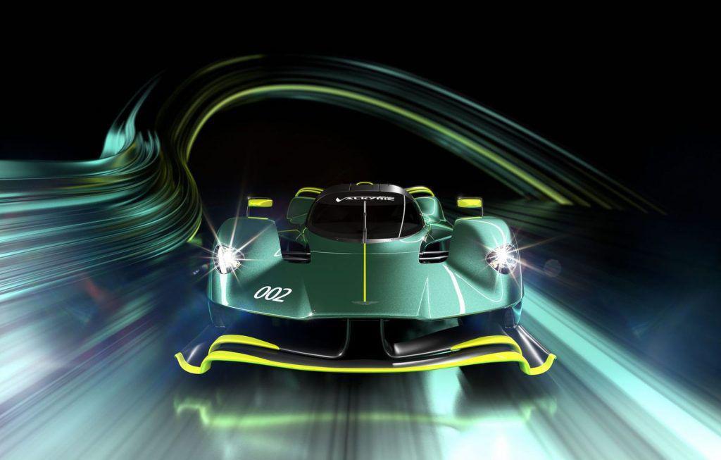 Aston Martin Valkyrie AMR Pro: 1.014 cai-putere pentru circuit