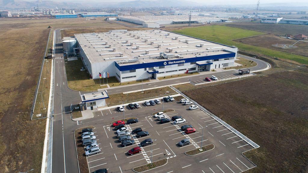 România va produce componente pentru mașinile electrice Mercedes-Benz