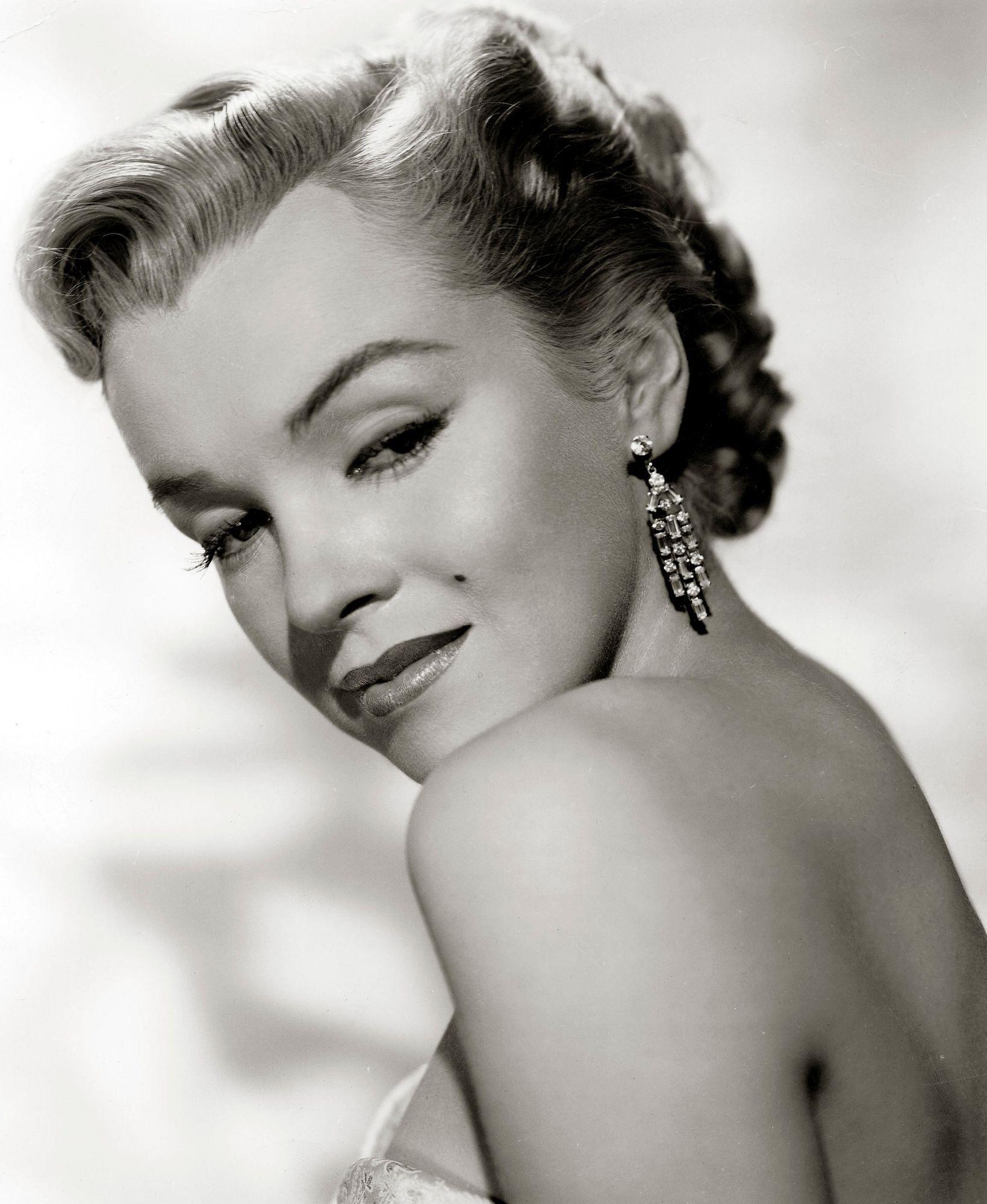 Marilyn Monroe imagini rare