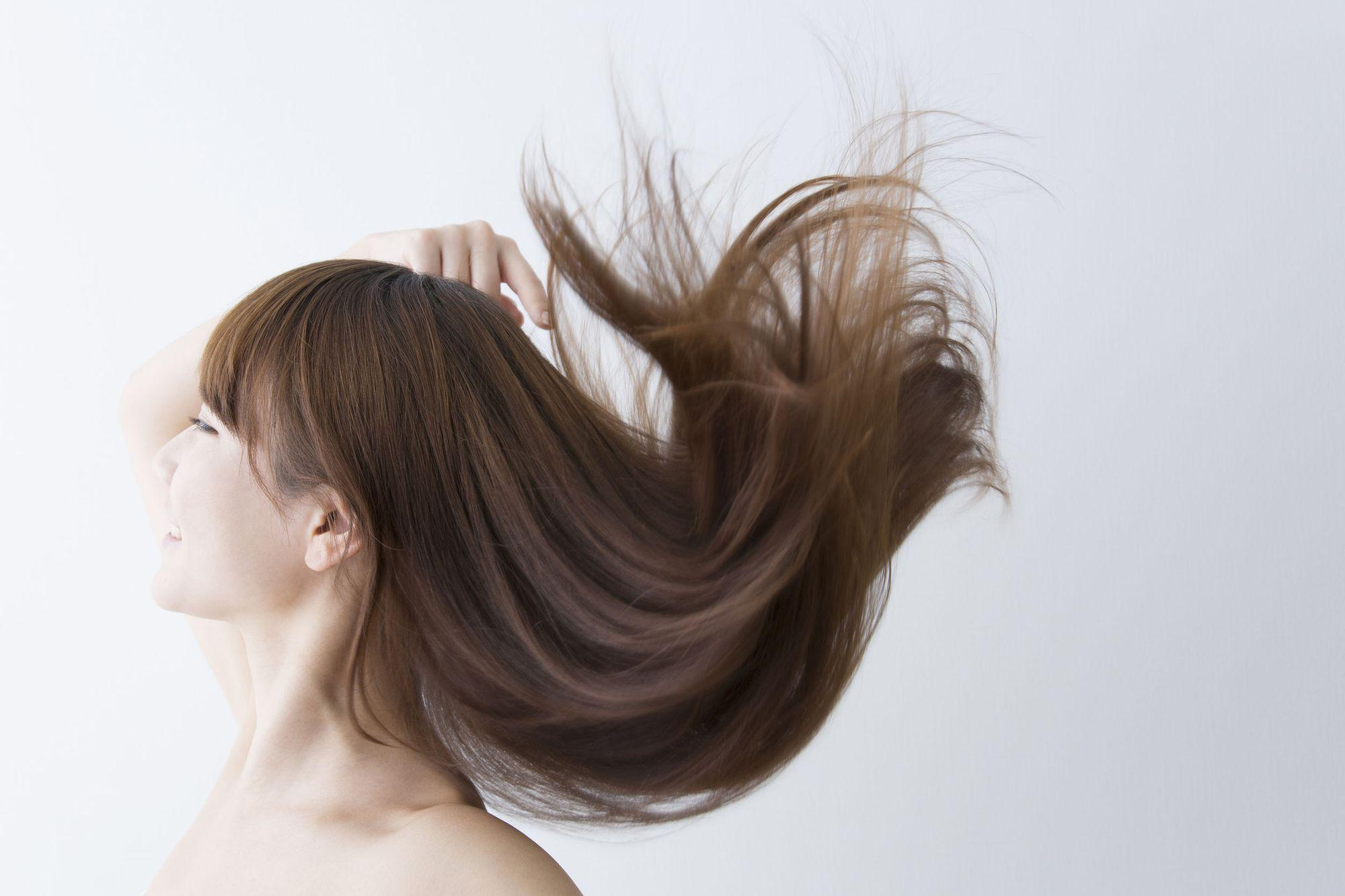 păr frumos, sănătos și bogat