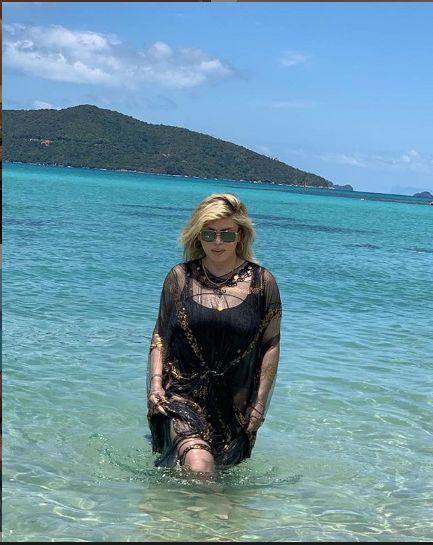 Loredana la plaja
