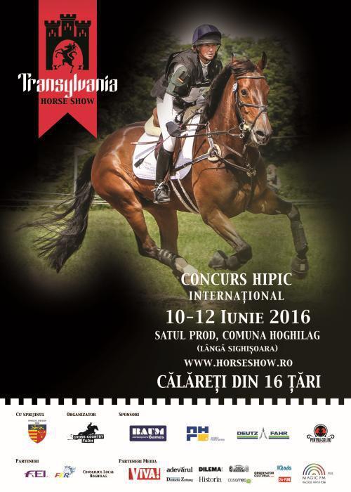 (P) Record de înscrieri la cea de-a șasea ediție Transylvania Horse Show