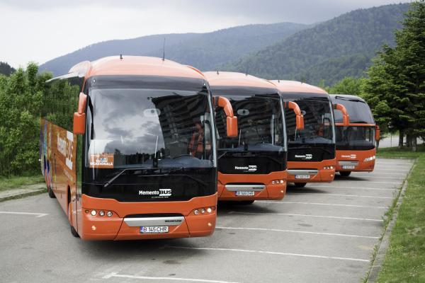 (P) Memento Bus – noul concept de smart bus travel